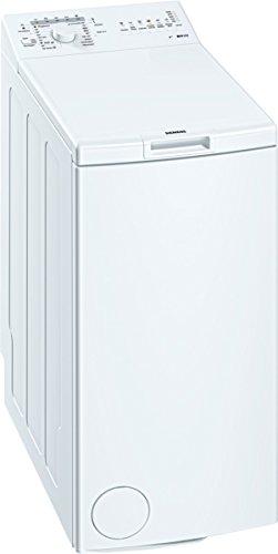 Siemens IQ100 WP10R156 Toplader 600 Kg A 171 KWh 1000 U Min Schnellwaschprogramm Nachlegefunktion Effizienter Wasserverbrauch