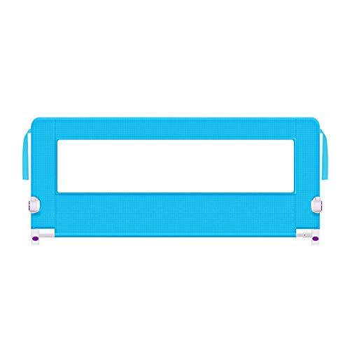 Barrières de lit LHA Lit Garde-Corps bébé barrière de Chevet Garde-Corps Anti-Chute déflecteur lit Universel (Couleur : B, Taille : L-180cm)