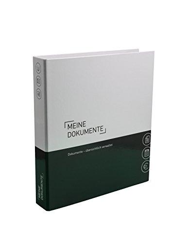 Themenringbuch mit Register/Trennblättern - Dokumente - Optimale Struktur für die Ablage der Dokumentenunterlagen