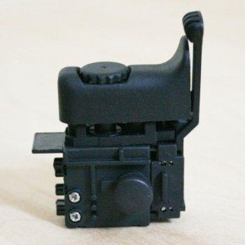 Schalter mit Drehzahlregler für Makita Bohrmaschine, Schlagbohrmaschine HP 2051 , HP 2051 F , DP 4011, HP2051, DP4011