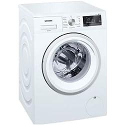 Lave linge Frontal Siemens WM14T409FF - Lave linge - Pose libre - capacité : 9 Kg - Vitesse d'essorage maxi 1400 tr/min - Moteur à induction - Classe A+++ -30%