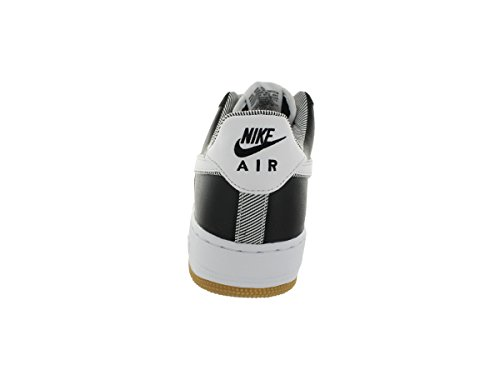 Nike Air Force 1 Herren Laufschuhe Schwarz