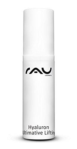 RAU Hyaluron Ultimative Lifting 5 ml - Hyaluronsäure Konzentrat Gel im Airlessspender, unser Topseller im Kampf gegen das Altern der Haut mit Soforteffekt. Liften Sie Ihre Haut ohne zu spritzen! - NEU
