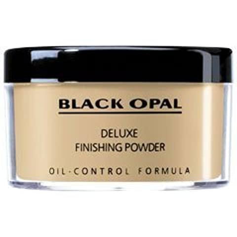 Black Opal Deluxe Finishing Powder Dark 28 g by Black Opal