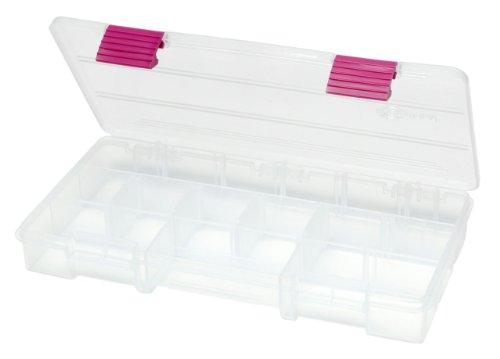 Creative Options 2–3500–82pro-Latch Utility Organizer mit 5bis 9Verstellbaren Fächern, klein (Utility-organizer-box)