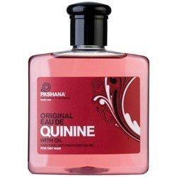 Pashana Eau de Quinine Hair Tonic - With Oil (250ml) by Pashana -