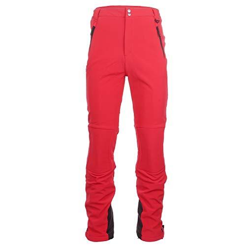 Killtec Caliko Softshellhose mit Schneefang - Sondermodell red Gr-XXL
