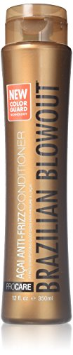 Brazilian Blowout Acai Anti-Frizz Conditioner 355 ml