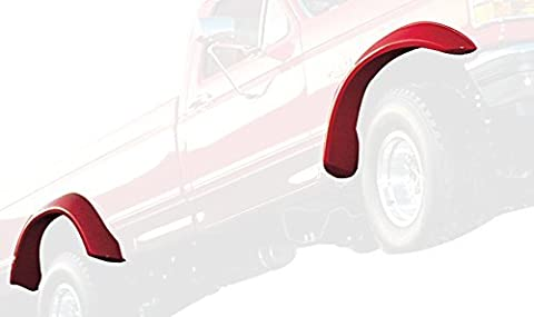 Bushwacker Ford Extend-A-Fender Flare Front Pair by Bushwacker