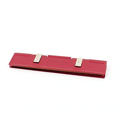 DealMux DDR DDR2 DDR3 RAM Speicher Aluminium-Kühlkörper Kühler Burgundy -