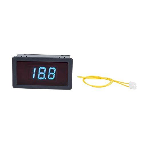 Wechsel Spannungs Anzeige, 0,56 Volt Anzeige Feld LED Digital Voltmeter Anzeige, 0-380 Volt LED Anzeige Feld(Blue Digit) Spannung Feld