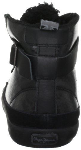 Pepe Jeans - Berlin, Scarpe da ginnastica Donna Nero (nero)