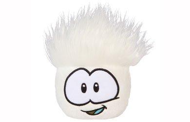 Disney Club Penguin - Puffle Series 3 White