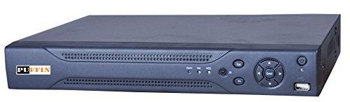 Puffin HD-CVI 4 Channel DVR (Power: DC 12V) Model no:JV-CVIDVR1004 Digital Video Recorder 1 year warranty