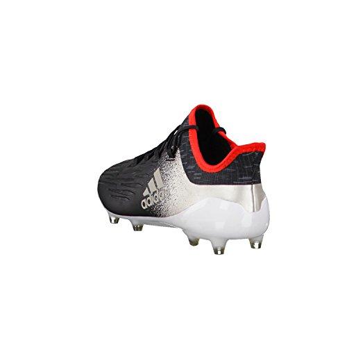 adidas X 17.1 Fg W, pour les Chaussures de Formation de Football Femme Noir (Negbas/metpla/rojbas)