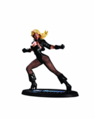 dc-universe-online-black-canary-resin-statue-limited-edition