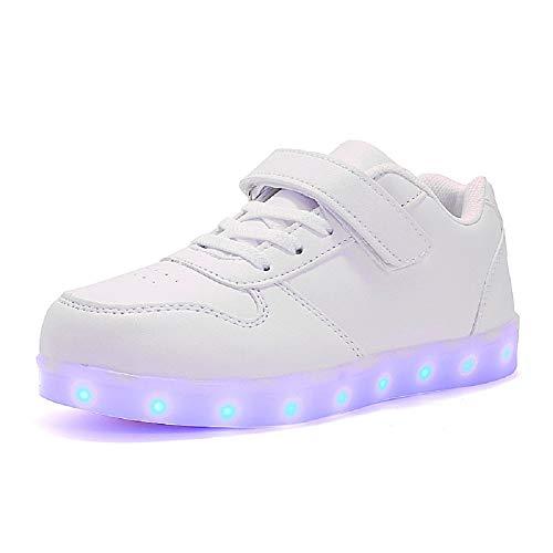 Bangbei-LED-con-luces-Zapatillas-de-deporte-Luz-brillante-USB-7-colores-Zapatos-para-nios-Parpadeante-Nios-Nios-Chicas-Navidad-Regalo-de-Ao-Nuevo