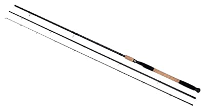 Shakespeare Agility Match Rod - Black, 13 Ft by Shakespeare