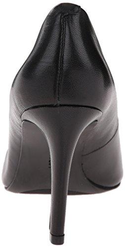 Nove pompa Vestito di pelle Handjive occidentale Black Leather