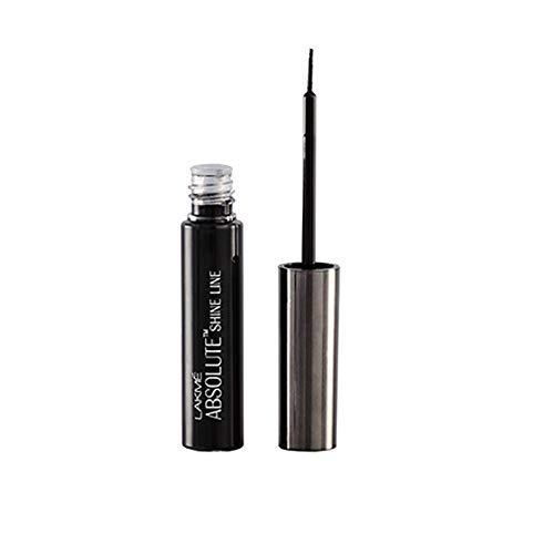 Lakme Absolute Shine Liquid Eye Liner, Black, 4.5ml