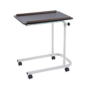 ZHILONG Tavolo per Portatile Tavolo da Riposo per Anziani da 68-100 cm. Tavolo da Gioco per Computer Portatile (Colore : B)