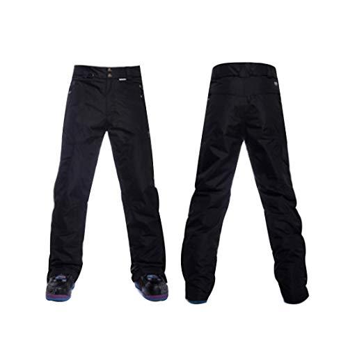 Xianheng Pantalón Esquí Hombre Impermeable Ultra