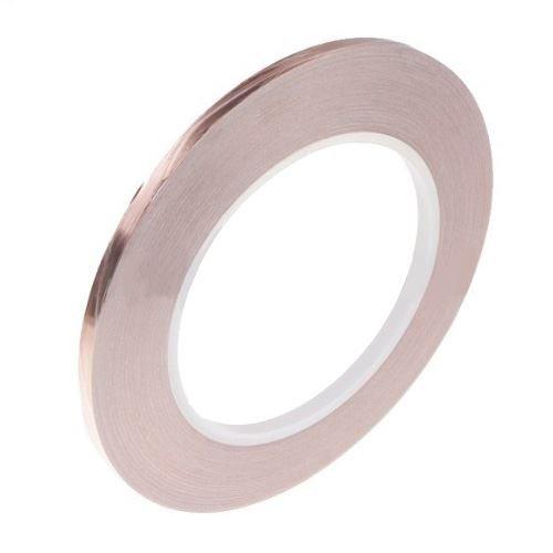 1 Rolle einzige leitende kupfernes Folien Klebeband 5MM X 30M (Leitenden Klebeband)