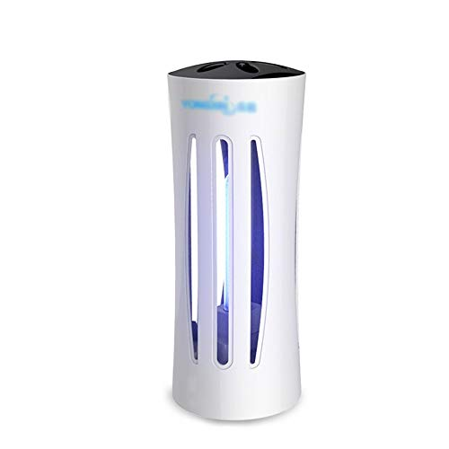 Elektronischer Moskito-Mörder-nicht-chemischer Insektenfänger-intelligente Lichtsteuerung ABS Photokatalysator-nichtstrahlender Moskito-Blockier-Saugventilator für Innen und im Freien