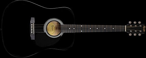 fender-0930306006-squier-dreadnought-sa-105-acoustic-guitar-black
