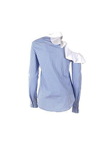 Pinko 1G12Z1-Y48F Camicia Donna BIANCO/AZZURO