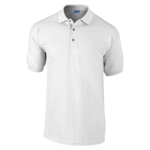 Gildan Heavyweight Ultra 100% Preshrunk Cotton Pique Polo