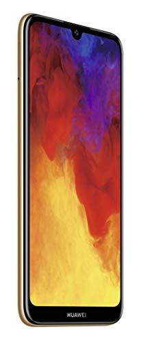 Huawei Y6 2019 Smartphone Débloqué 4G (6,09 pouces - 32Go - Double Nano SIM - Android 9.0) Marron