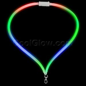 (Fun Central G750 LED Light Up Flashing Lanyard - Multicolor)