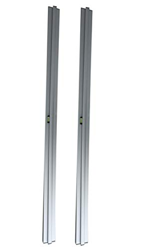 2 x Grundschienen für Trockenschüttung oder Ausgleichsschüttung (Länge 1,50 m)