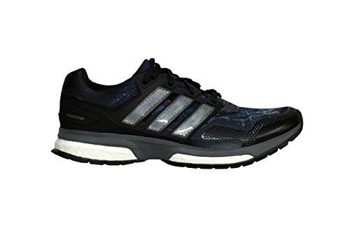 adidas Response 2 Graphic - Herren Laufschuhe Joggingschuhe Turnschuhe - AQ3121, Größe:43 1/3