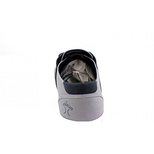 Faguo Cypress, Sneakers Basses femme - Noir - grey-navy