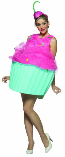 Imagen de disfraz cupcake para mujer