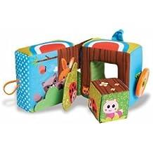 Tiny Love Flip Cube magic dices foldable