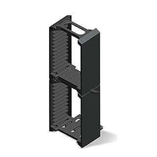 Contifan Ständer für Spiel-Disc Halter für PS4 Pro / PS4 Slim / PS4 / X-Box S