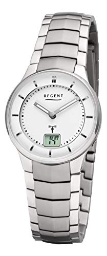 Mujer Radio Reloj 30mm Regent BA de 401