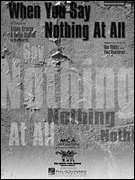 When You Say Nothing At All by Alison Krauss (1995-08-01)