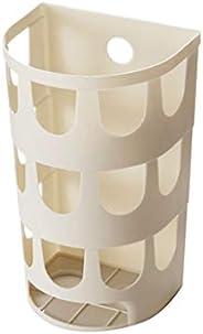 Hegerby Wall-mounted Garbage Bags Tray Storage Box Multipurpose Plastic Bags Holder Rack Kitchen Tableware Sun