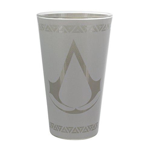 Assassins Creed Glas, Multi, 9x 9x 15cm