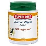Super diet - OFFRE SPECIALE Charbon Végétal Activé