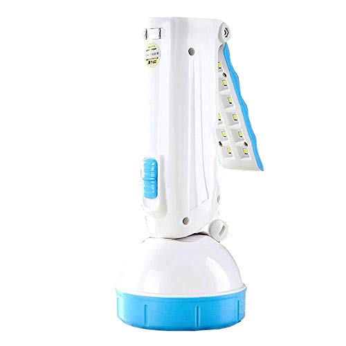 Preisvergleich Produktbild XAJGW Arbeitslicht wieder aufladbare LED Flashligt Laterne-Inspektions-Lampen-Scheinwerfer-super helle Fackel-kampierendes Licht 3W LED-Lampen-magnetische Basis und hängender Haken,  für Haushalts-Werk