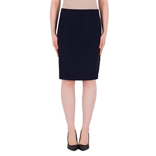 Joseph Ribkoff Navy Skirt Style - 153071 Collection 2019