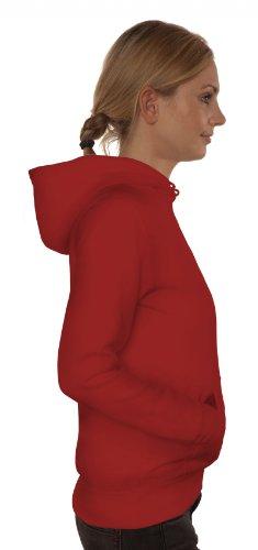 Irland St. Patrick's Day Partner Gruppen Damen Kapuzenpullover Drink Mode On Rot