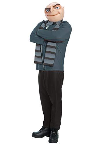 Adult Gru Fancy dress costume (Despicable Me Adult Kostüm)