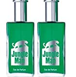 Jungle Man Doppelpack Eau de Parfum 100ml