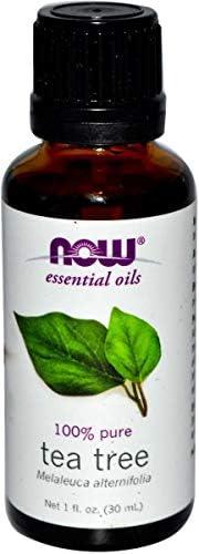 Now Foods Pure Tea Tree Oil, 30 ml